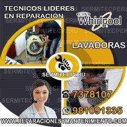 Lavadoras WHIRPOOL 4